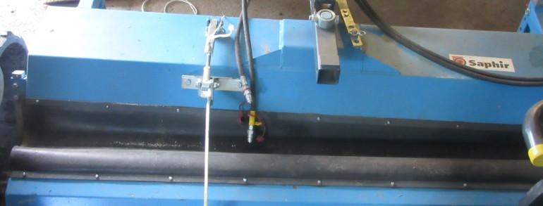 Saphir Kehrmaschine FKM 231