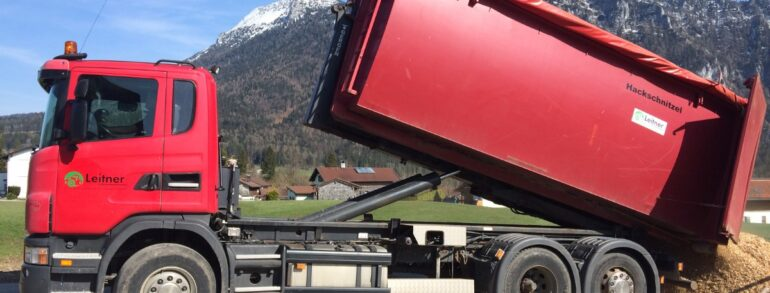 LKW Abroller Scania